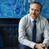 Udenrigsminister Anders Samuelsen (LA) glæder sig ligesom andre danske politikere over, at Emmanuel Macron valget i Frankrig.