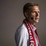 DF-formand Kristian Thulesen Dahl mener ikke, at tiden er inde til et TV 2-salg.(Foto: Asger Ladefoged/Ritzau Scanpix)