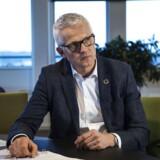 Grundfos' topchef, Mads Nipper. Foto: Bo Amstrup