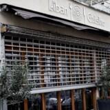 Billeder af Liban Cuisine på Rantzausgade onsdag d. 5. april 2017.