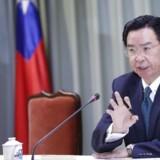 Taiwans udenrigsminister Joseph Wu