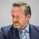 Udenrigsminister, Anders Samuelsen.