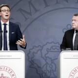 Skatteminister Karsten Lauritzen ser »voldsomme udfordringer« med afgift baseret på bilens teknik.