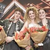 Place on Earth vandt fredag X Factor. Scanpix/Martin Sylvest
