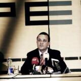 Arkivfoto. Anklagemyndigheden rejser tiltale mod tidligere PET-chef Jakob Scharf for groft at have brudt sin tavshedspligt i forbindelse med bogen »Syv år for PET«.