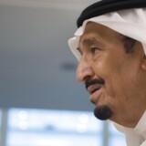 Kong Salman i Saudi-Arabien har ryddet ud i den øverste militære ledelse i landet