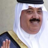 Før sin anholdelse i begyndelsen af november blev den 65-årige prins Miteb bin Abdullah, som er søn af den afdøde kong Abdullah, fyret som leder af landets nationalgarde. Reuters/Philippe Wojazer/arkiv