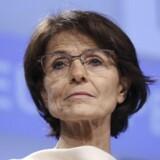 EUs beskæftigelseskommissær, Marianne Thyssen.