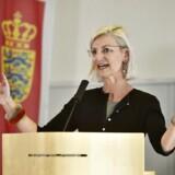 ARKIVFOTO af udviklingsminister Ulla Tørnæs. (Foto: Thomas Lekfeldt/Scanpix 2016)