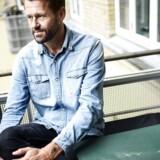 Morten Buse går i en terapigruppe kun for mænd.