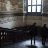 I langt de fleste kommuner forløber konstitueringen på valgnatten udramatisk. For en håndfulds vedkommende kan den imidlertid blive brutal. Billedet er fra Københavns Rådhus.