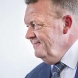 Statsminister Lars Løkke Rasmussen (Foto: Nikolai Linares/Ritzau Scanpix)