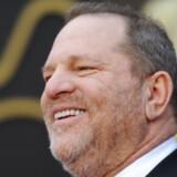 Harvey Weinstein til oscaruddeling den 2. marts 2014. Siden oktober er den tidligere så magtfulde filmmogul blevet reduceret til en paria i Hollywood.
