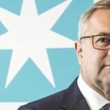 Søren Skou, CEO i A.P. Møller - Maersk og en del af CEO-komiteen hos The Danish Diversity Council.