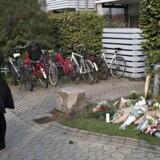16-årige Servet Abdija blev dræbt ude foran opgangen til sit hjem i Ragnhildgade på Nørrebro i København.