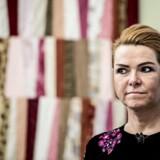 Radikalt snak, siger udlændingeministeren om forslag om at give statsborgerskab i eksamensgave. (Foto: Mads Claus Rasmussen/Scanpix 2018)