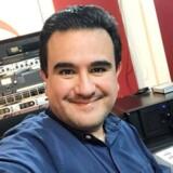 Den mexicanske journalist Juan Carlos Huerta sad i sin bil, da flere gerningsmænd kørte op på siden af bilen og tvang ham til at stoppe. Kort efter blev han skudt og dræbt. Reuters/Social Media/arkiv