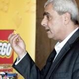 Legos koncernchef Bali Padda