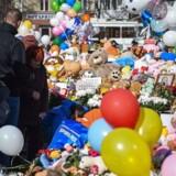 Det var i den sibiriske region Kemerovo, at 64 mennesker mistede livet i en brand i et indkøbscenter.