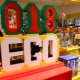 Lego er i 2018 igen i spidsen af Calibers imagemåling. Postnord må tage til takke med en sidsteplads.
