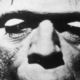 Boris Karloff som Frankensteins monster i James Whales filmatisering fra 1931 af Mary Shelleys »Frankenstein«.
