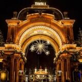 """I året, hvor Tivoli fylder 175 år, åbner man med en ny sæson, """"Vinter i Tivoli""""."""