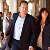 """Tom Hanks og Felicity Jones i """"Inferno."""""""