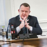 Regeringen og Dansk Folkeparti vil efter alt at dømme præsentere en skatteaftale inden længe. Arkivfoto fra samråd om kvotekonger med statsminister Lars Løkke Rasmussen (V) onsdag 31. januar 2018.