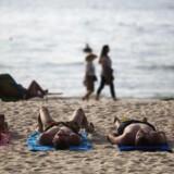 Arkivfoto: Rygeforbuddet træder i kraft 1. november og omfatter strande på tværs af landet. Det gælder blandt andet stranden Patong i den sydlige by Phuket (billedet), strande i Pattaya i øst samt strande i Hua Hin og Cha Am syd for hovedstaden Bangkok.