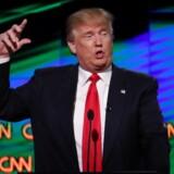 Vi fortsætter med at gøre vores arbejde, og Trump burde også begynde at gøre sit, lyder det fra CNN. REUTERS/Carlo Allegri/File Photo