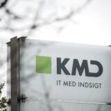 KMD (det tidligere Kommunedata) med hovedkvarter i Ballerup vest for København har måttet melde sig ud af finalen om et af de helt store digitaliseringsprojekter i Danmark, afløseren til NemID. Arkivfoto: Mads Claus Rasmussen, Scanpix
