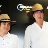 Top Gear-værterne Richard Hammond og Jeremy Clarkson kom rent galt afsted, da de kommenterede på en mexicansk bil. Nu har BBC sagt undskyld til Mexico.