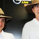 Top Gear værten Richard Hammond (tv) er beskyldt for at komme med racistiske bemærkninger.