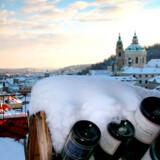 Golden Well Hotel i Prag topper TripAdvisors liste over verdens bedste hoteller. Bl.a. roses hotellet for den gode udsigt.