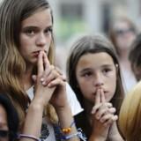 Holland holder et minuts stilhed for ofrene fra MH17-flystyrtet.