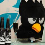 """En af verdens mest potente øl-typer hedder """"Tactical Nuclear Penguin"""" - """"taktisk atom-pingvin""""."""