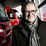 Lars Nørby Johansen, formand for Falck, blev årets bestyrelsesformand.