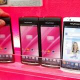 Sony Ericssons salg går ikke så godt som tidligere. Arkivfoto: Scanpix