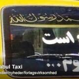På Facebook-siden »Kabul Taxi« går en anonym afghaner i flæsket på sit lands magthavere og udstiller kaos, anarki og korruption i landet til den herskende klasses store fortrydelse. Siden har været lukket, men fungerer nu igen.