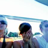 Kør-selv-ferien kan blive et mareridt, hvis transportsygen melder sig.