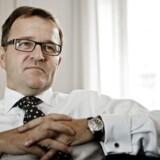 Eivind Kolding forlader posten som ordførende direktør Danske Bank.