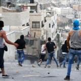 Palæstinensiske aktivister har sat ild til en jødisk helligdom i byen Nablus. (arkivfoto)