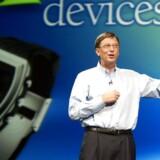 Allerede i 2003 var Bill Gates begejstret for smart watches. Dengang var de dog ikke helt så smarte som nu.