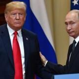 Donald Trumps møde med Vladimir Putin har sendt chokbølger gennem den vestlige verden.