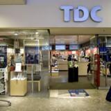 Det forestående salg af TDC får nu fondsbørsen til at standse handelen med aktierne i forventning om nærmere besked fra TDC selv. Arkivfoto: TDC