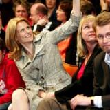 Helle Thorning-Schmidt slog i 2005 Socialdemokraternes dengang politiske ordfører, Frank Jensen, i kampen om at stå i spidsen for partiet.