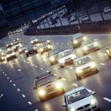 Ændringer i bilsalget påvirker i høj grad, hvor mane afgiftskroner staten kan trække hjem på den konto.