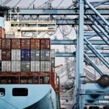 ARKIVFOTO. Mærsks havneselskab, APM Terminals, har sammen med Colombia-baserede Compañia de Puertos Asociados (Compas) underskrevet en joint venture aftale, der handler om i fællesskab at styre og drive Compas' eksisterende Cartagena terminal.