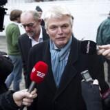Arkivfoto. Peter Loft, tidligere departementschef i skatteministeriet, forlader Skattesagskommissionen 18 december sidste år.
