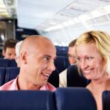 Det er sæderne foran i flyet og ved midtergangene, der ønskes af de rutinerede rejsende.